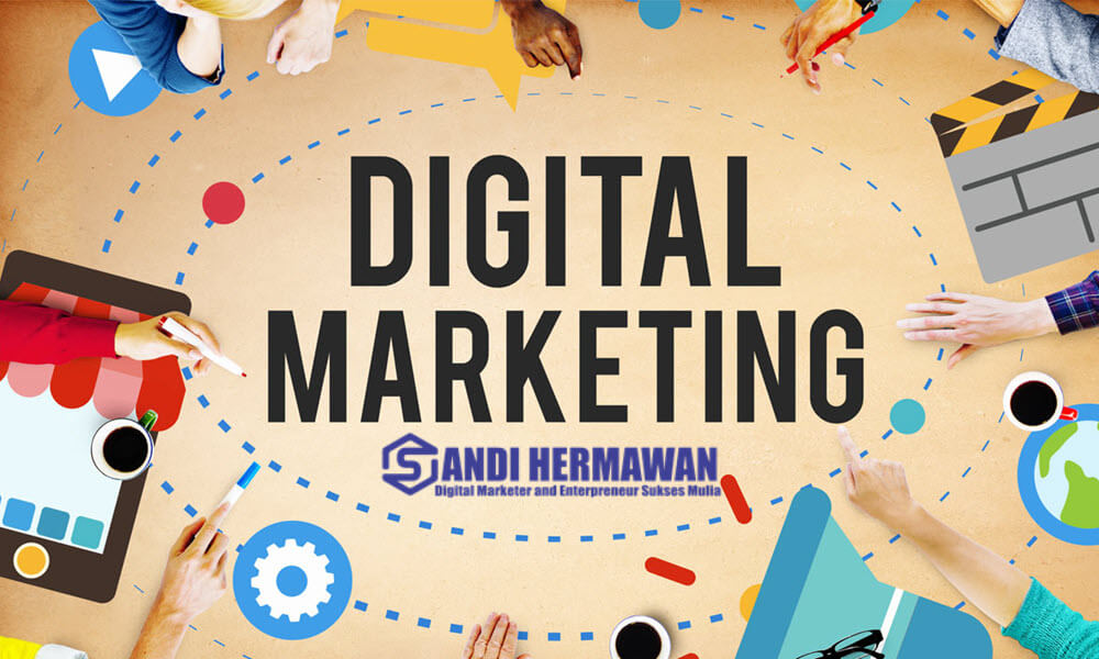 Sekilas Mengenai Digital Marketing
