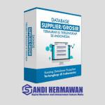 Database Supplier Murah dan Paling Lengkap